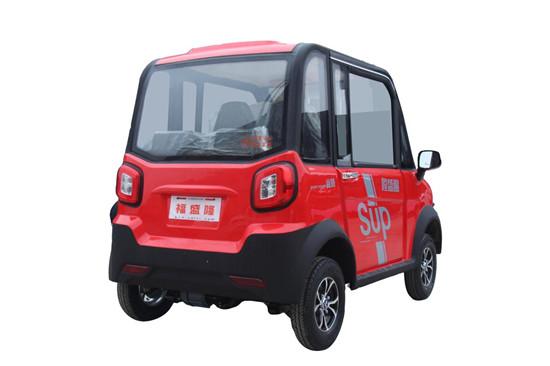 电动轿车图片